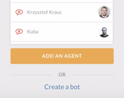 LiveChat Add a Bot