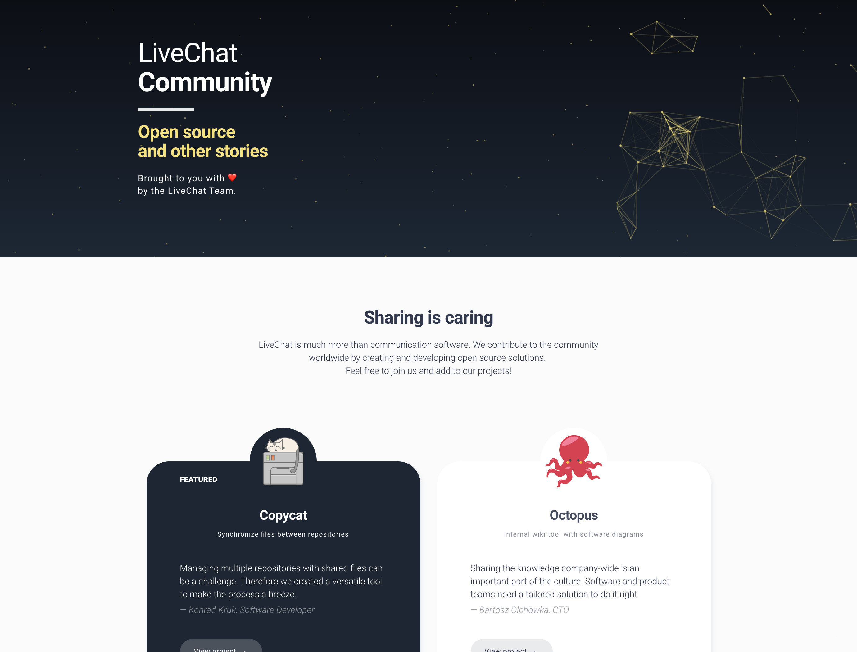LiveChat Community