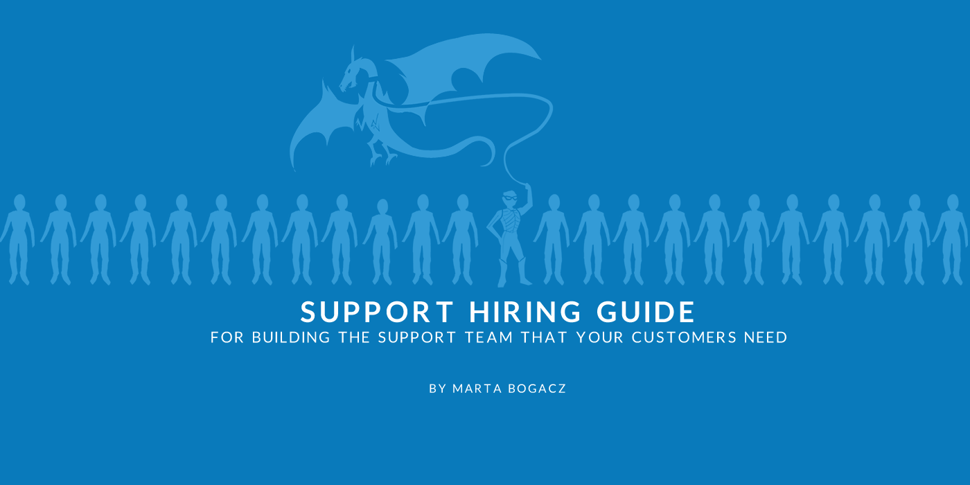 customer support hiring guide livechat resources
