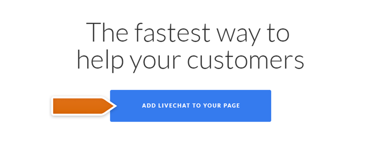 Add LiveChat to your Facebook