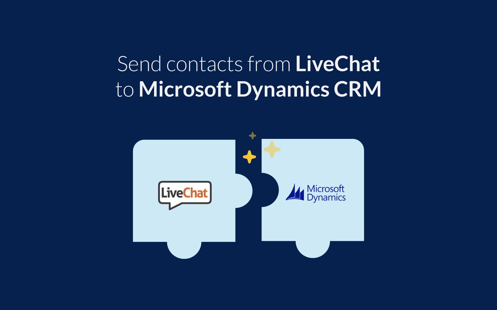 Microsoft Dynamics integration