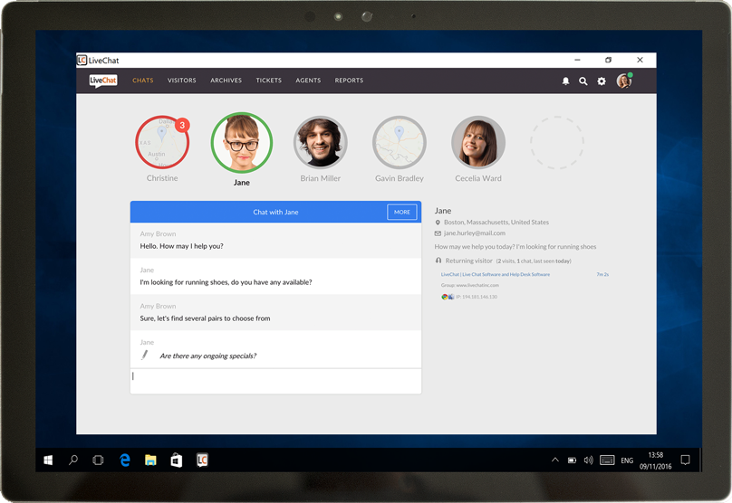 Our LiveChat Windows app just got a bit better!