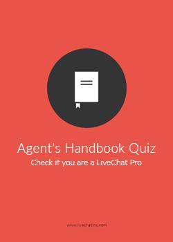 Agent's Handbook Quiz