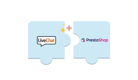 Prestashop - LiveChat integration