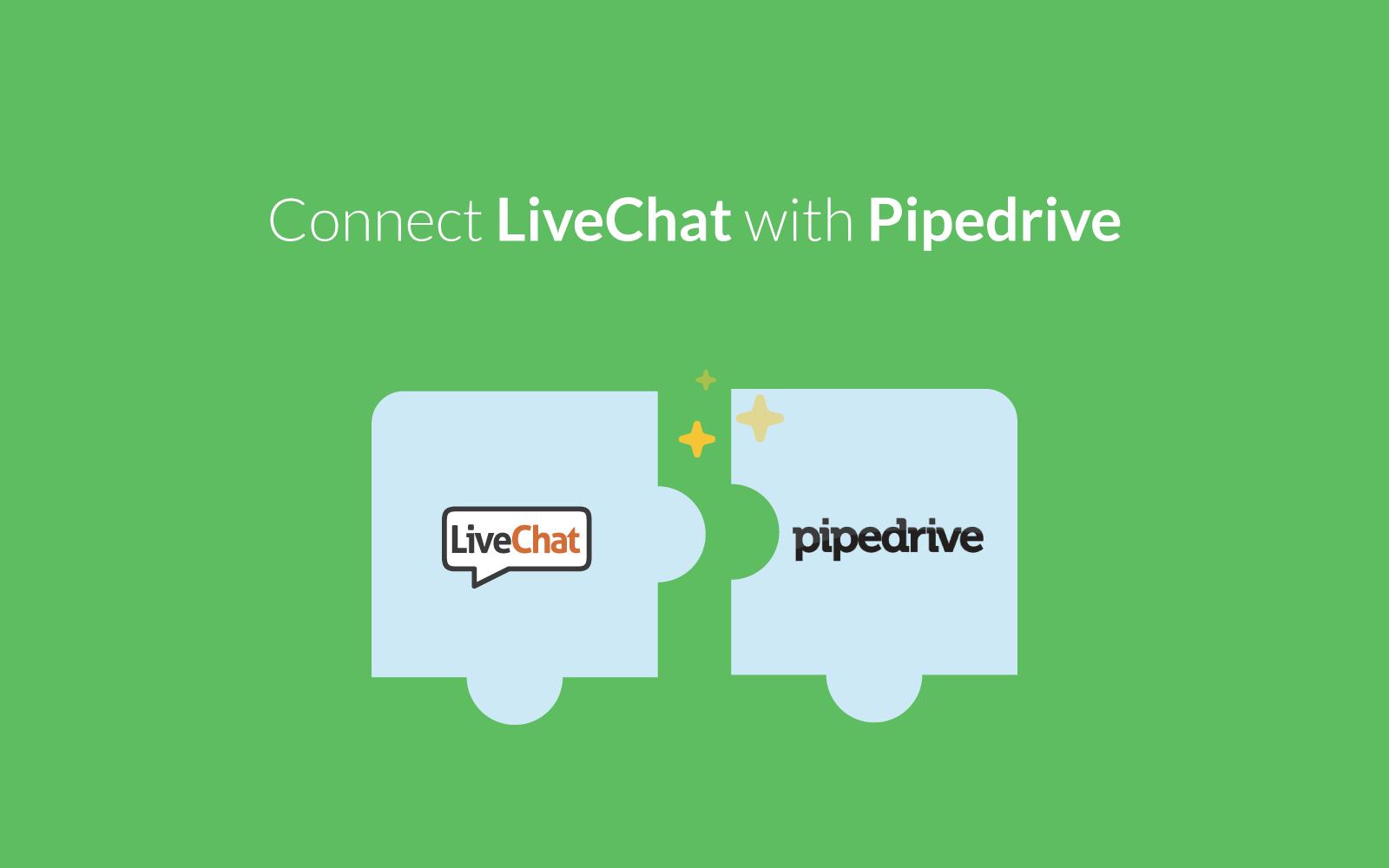 Pipedrive integration