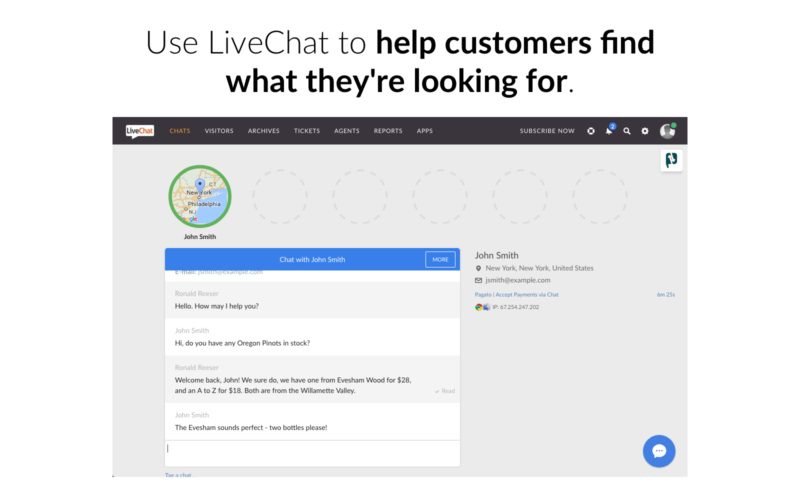 livechat-pagato-help-your-customers