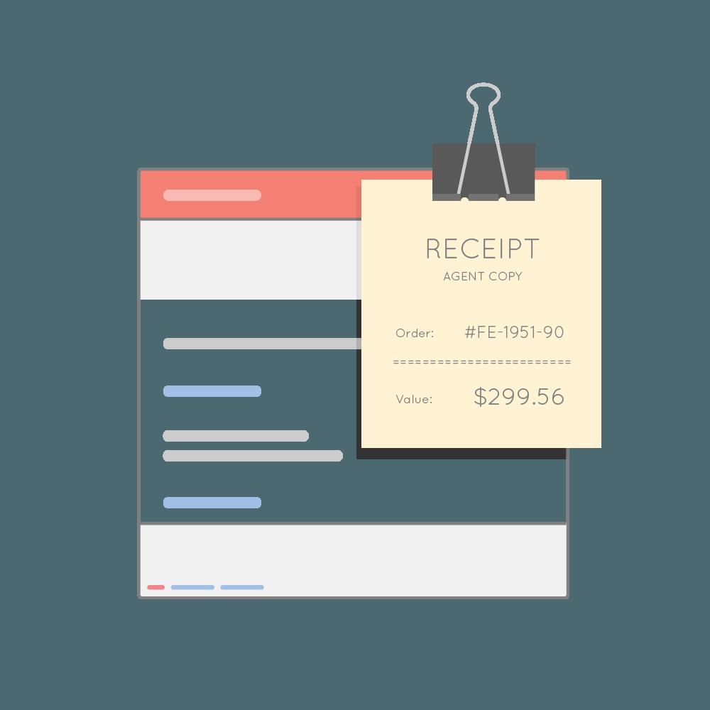 Feature list: E-commerce tools - Sales tracker